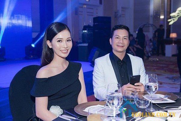"""Vợ của vị cá mập """"kén ăn"""" này chính là Nguyễn Thu Trang, cô quê gốc ở Nam Định"""