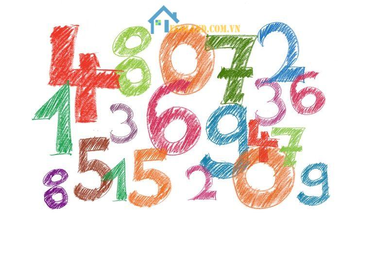 Ý nghĩa các con số từ 0 - 9