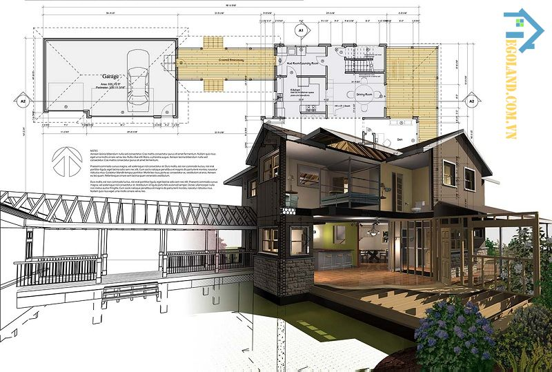 Yêu cầu và tiêu chuẩn khi thiết kế cho công trình xây dựng