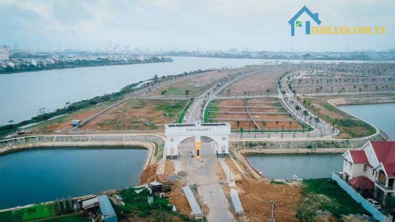 dự án đất biệt thự Euro Village Đà Nẵng 2