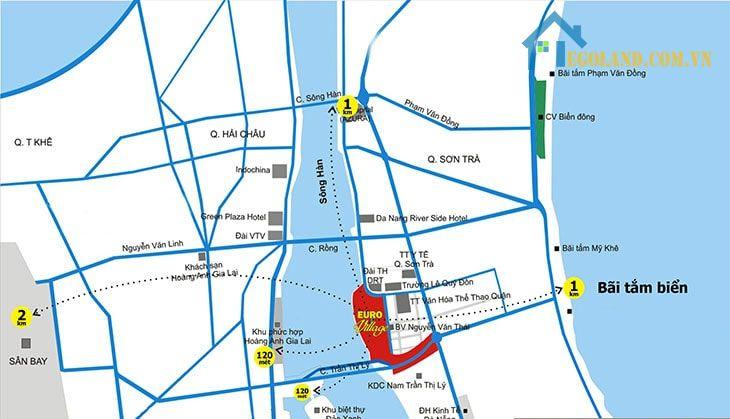 Lý do nên muabán đất biệt thự Euro Village1 từ LEGOLAND: