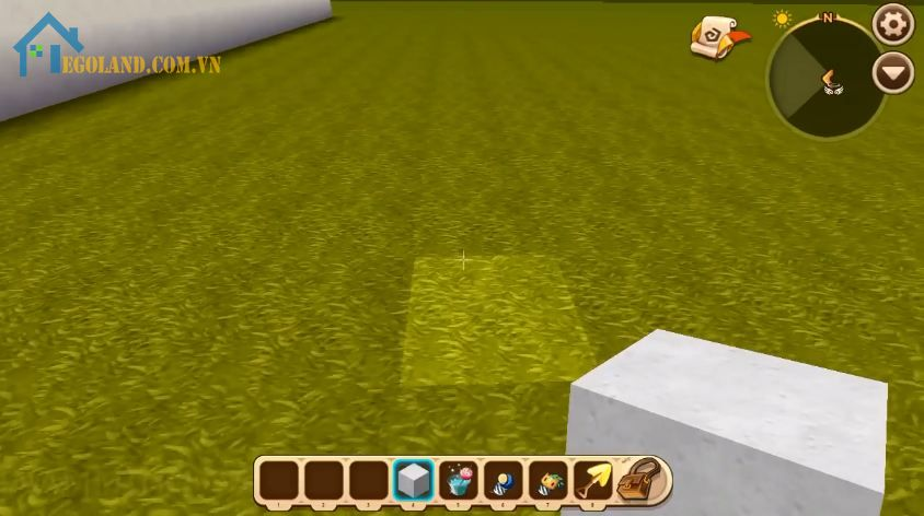 Chọn mảnh đất để xây