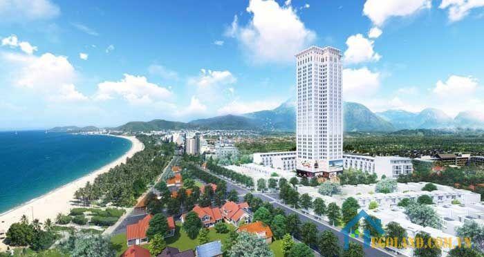 Imperium Town Nha Trang là dự án tổ hợp gồm có 41 lô liền kề và 1 tòa chung cư cao cấp