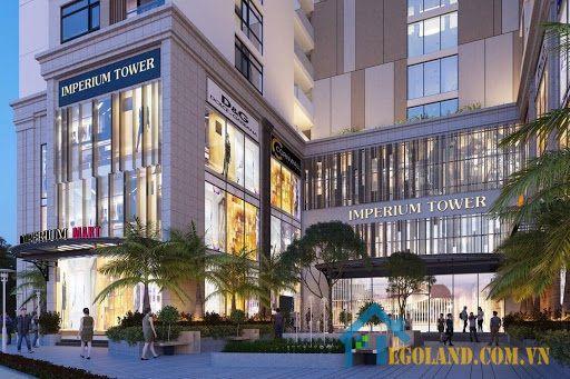 Imperium Town Nha Trang là dự án được đánh giá rất cao về tiềm năng lợi nhuận khi đầu tư