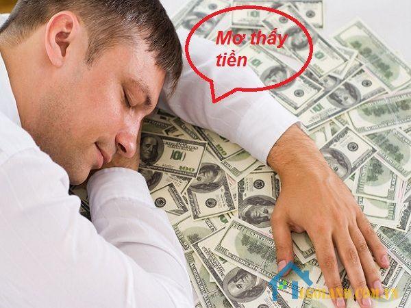 Mơ thấy tiền đánh con gì?
