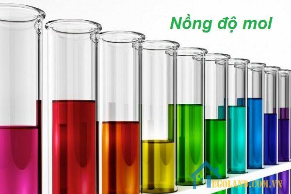 Nồng độ các chất là gì?