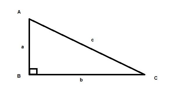 Ví dụ tính cạnh huyền tam giác vuông