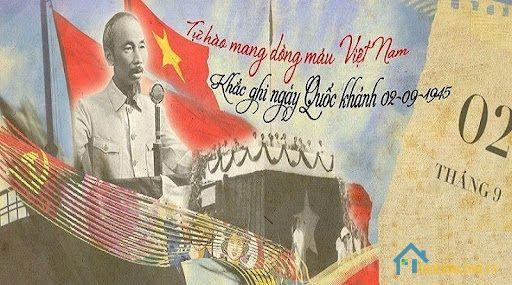 Bản tuyên ngôn độc lập 1945 là văn bản mang tính chất pháp lý khẳng định việc thiết lập Việt Nam là Nhà nước pháp quyền