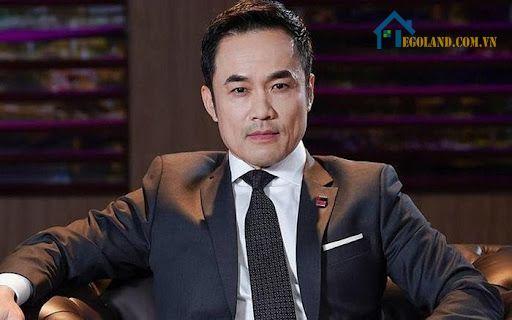 Chân dụng doanh nhân Luis Nguyễn