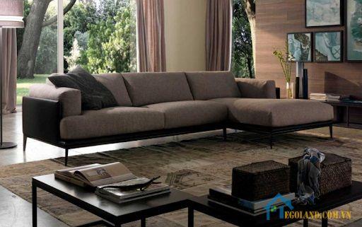 Chất liệu của sofa ảnh hưởng đến giá thành sản phẩm