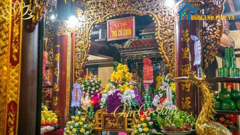 Đền thờ căn cô chín