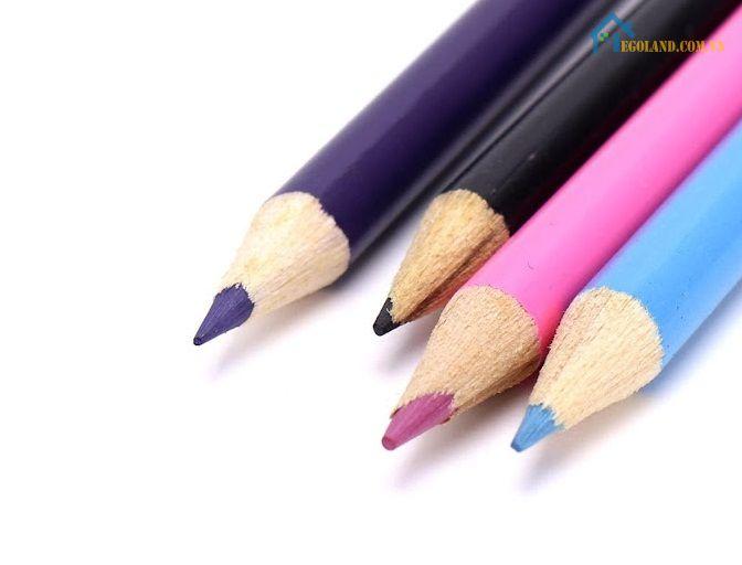 Dùng bút màu để làm mindmap của bạn thêm phong phú