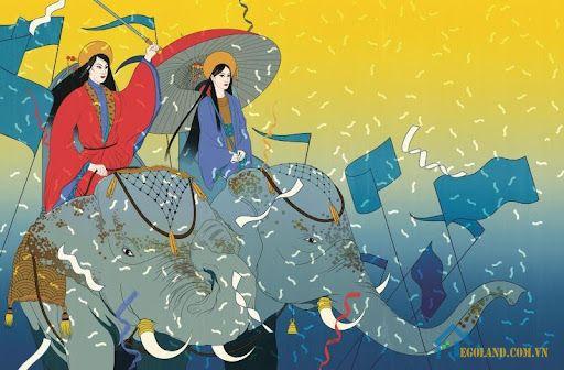 Gắn liền với lịch sử Việt Nam