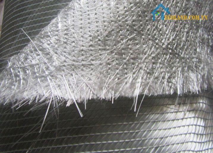 Hình minh họa sợi thủy tinh
