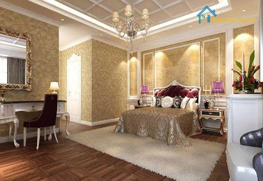Kích thước phòng ngủ tiêu chuẩn cho biệt thự