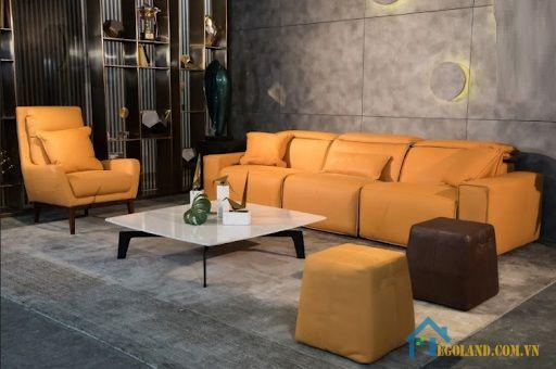 Mua sofa theo bộ mang đến cho bạn nhiều lợi ích hơn