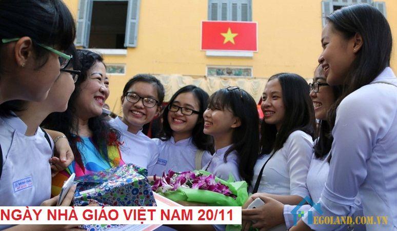 Ngày nhà giáo Việt Nam 20-11