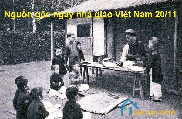 Nguồn gốc ngày nhà giáo Việt Nam