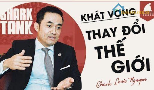 Ông luôn mang trong mình khao khát đưa doanh nghiệp Việt Nam vươn tầm thế giới