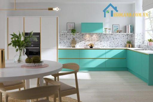 Phòng bếp hình chữ L