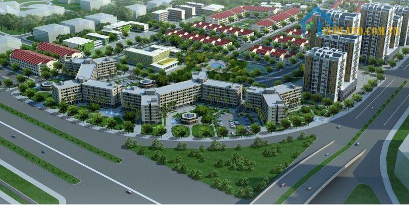 Tổng quan dự án nhà ở Hưng Thịnh