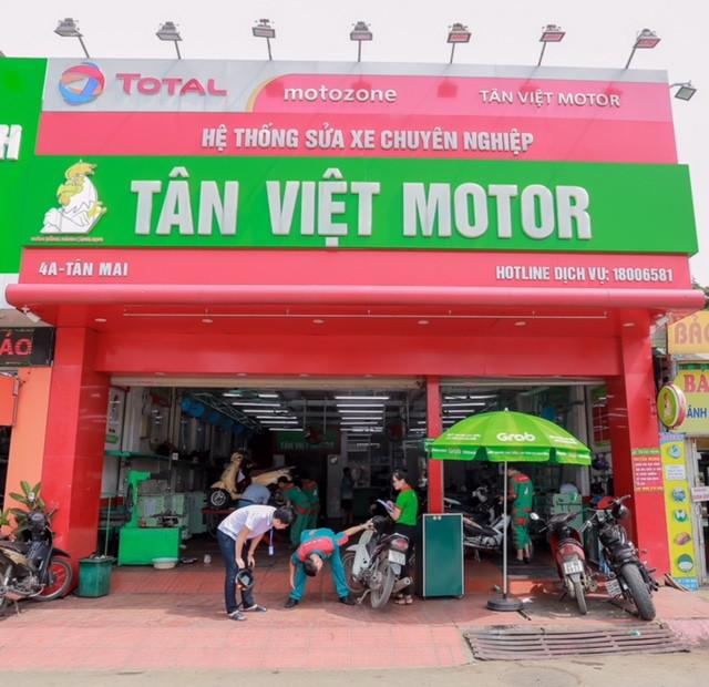 Tân Việt Motor - Dịch vụ sửa chữa xe máy lưu động uy tín tại hà Nội