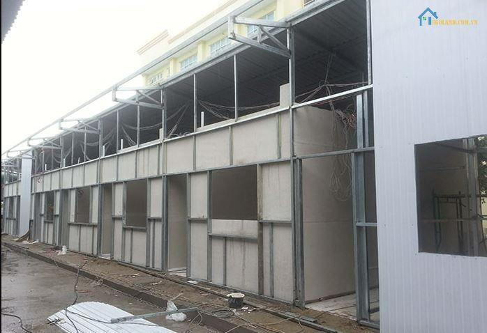 4 Thi công sàn bê tông siêu nhẹ tại sanbetong
