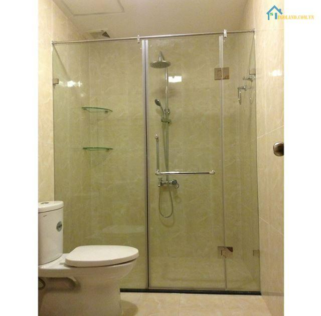 7 Cửa lùa phòng vệ sinh kính Đại Trường Thành