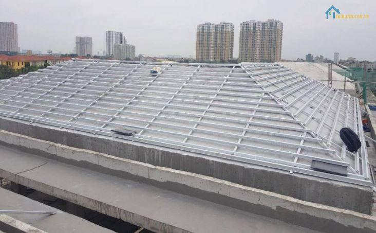 7 Mái bê tông siêu nhẹ tại betongxuanmai