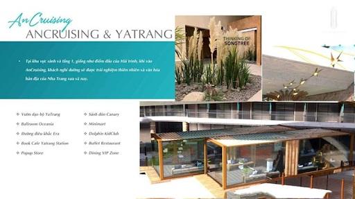 Dự án Ancruising Nha Trang có thiết kế trải dài 2.2km đường bờ biển thuộc khu đô thị An Viên