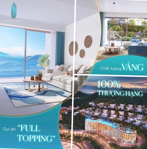 Ancruising Nha Trang được đánh giá là dự án bất động sản đáng đầu tư nhất hiện nay tại Thành phố Nha Trang