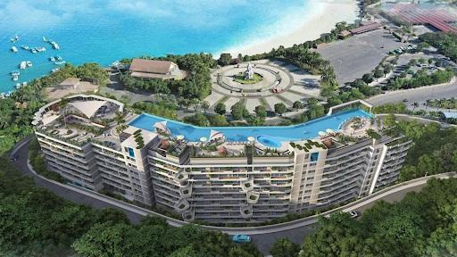 AnCruising Nha Trang có quy mô lên tới hơn 4825.7 m2 gồm 1 tòa tháp 10 tầng với 436 căn hộ cao cấp bậc nhất hiện nay