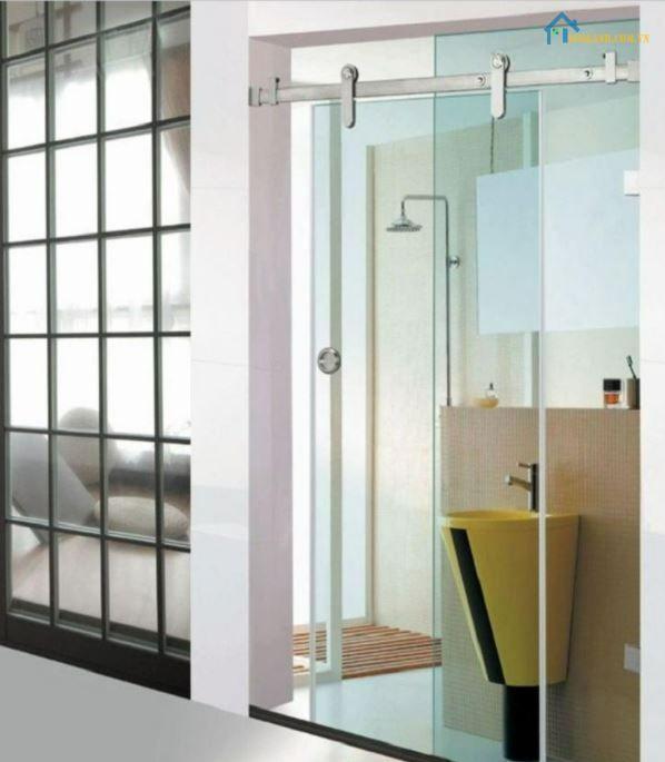 Cách thức hoạt động của phòng tắm kính lùa