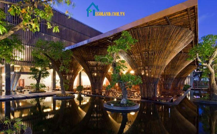 Công trình Kontum Indochina Cafe được nằm trong danh sách đề cử tại Festival Kiến Trúc Thế Giới