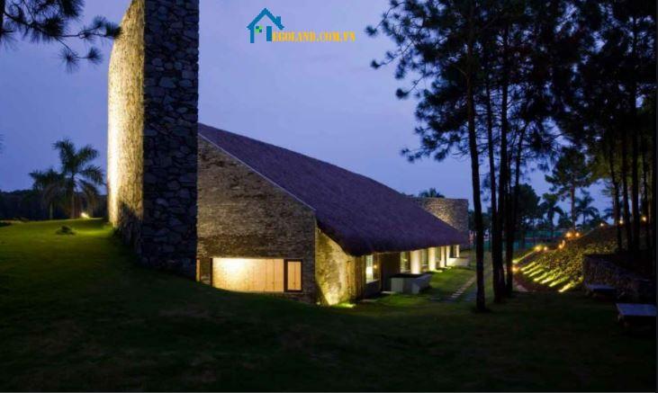 Nhà hội nghị Đại Lải đoạt giải kiến trúc quốc tế 2013 là một giải thưởng rất danh giá trong giới kiến trúc sư toàn Thế Giới