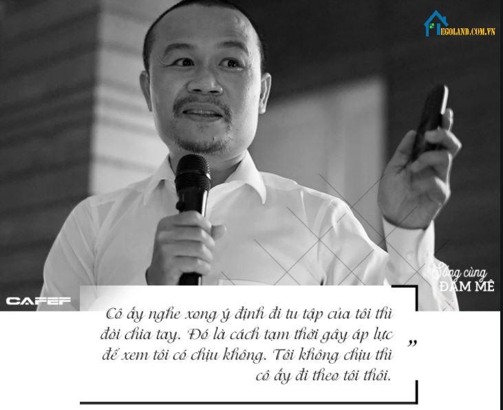 Nhiều người nói rằng Kiến trúc sư Võ Trọng Nghĩa là kiến trúc sư lập dị nhất Việt Nam