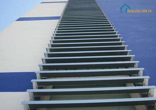 Lam chắn nắng 132S là loại lam chắn nắng được tạo nên từ chất liệu hợp kim nhôm Aluminium 1100 – 3003 100%