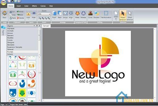 Logo Design Studio còn tích hợp hệ thống chống sao chép nên người dùng có thể yên tâm hoàn toàn về quyền tác giả và quyền sở hữu trí tuệ
