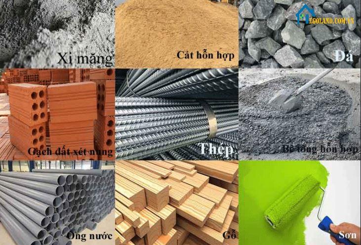 Nguyên vật liệu cho quá trình sản xuất và nguyên vật liệu cho quá trình quản lý là khác nhau
