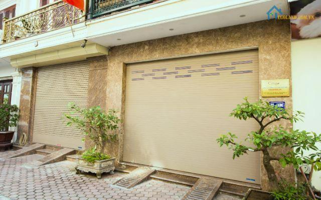 Sửa cửa cuốn Tín Việt