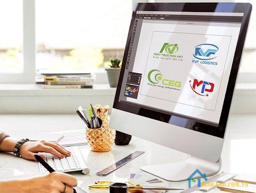 Thiết kế logo chính là cách tốt nhất để doanh nghiệp thể hiện được sức mạnh cũng như tầm nhìn của doanh nghiệp