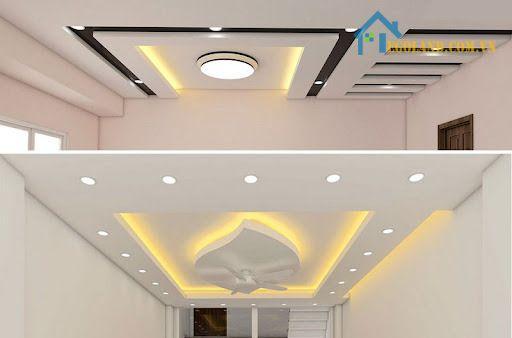 Trong các công trình xây dựng hiện nay, trần thạch cao chính là vật liệu được ưa chuộng nhất