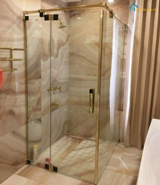 Vách kính lùa phòng tắm giá bao nhiêu