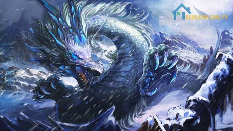 Mơ thấy rồng trắng cẩn thận bị vu oan