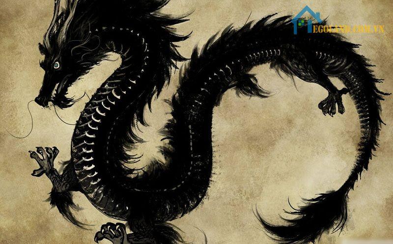 Mơ thấy rồng đen điềm báo gì?