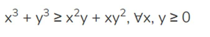 Bất đẳng thức nào đúng với mọi giá trị của x?