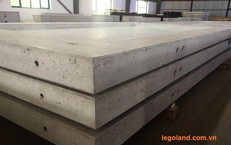 Bảng định mức cấp phối bê tông mác 150, 200, 250, 300 chuẩn