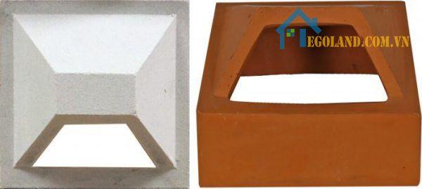 2 loại gạch thông gió phổ biến