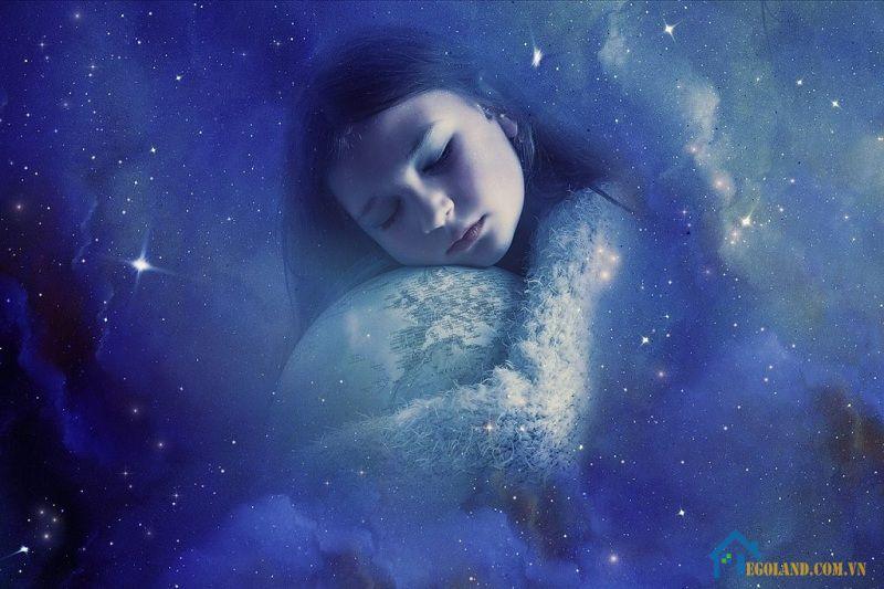 Mơ thấy trẻ con cũng phản ánh hiện thực cuộc sống của bạn